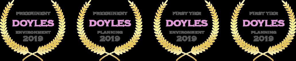 Doyles Logos 2019